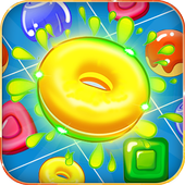 Candy Scrubby Star 1.0.0