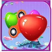 Candy Fruit Spinner 14.5