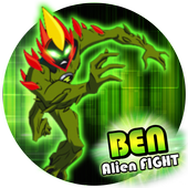 👽 Ben Alien Fight: StampFire Attack 1.0