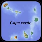 Cape Verde map 1.0