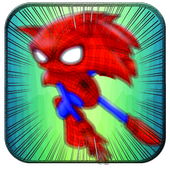 Spider-Sonic Adventure Time 1.0