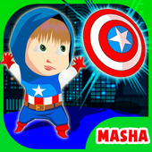 Masha Captain Hero Kids 1.0