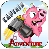 CapTain Pig Adventure 1.1