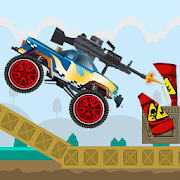 Machine Gun Car Destruction 1.2
