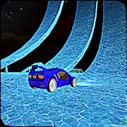 Blocky City: Impossible Tracks 8.0