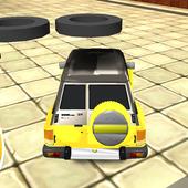Car Race in Fantastic City 1,1