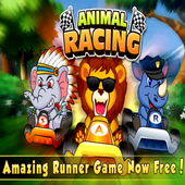Animal Jungle Racing Adventure Track 4.5