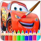 Mcqueen Coloring pages -Cars- 9.2.0