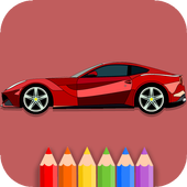 Cars Coloring Book - Vehicles Coloring Pages 1.1