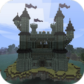 Castle Build Minecraft 1.0