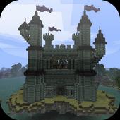 Castle Build Minecraft 1.0