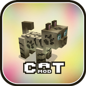 Cat Mod for Minecraft PE 1.0