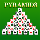 Pyramid 3 [card game] 2.2