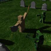 Zombie Basher!CavanAction