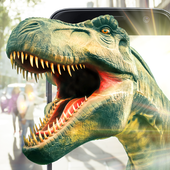 DinoMess 🐲Dinosaur Games in Augmented Reality 0.43
