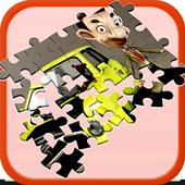 Jigsaw for Mr-Bean Toys 1.0