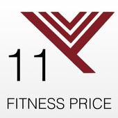 Fitness Price Paris 11 3.5