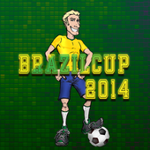 Brazil Cup 2014 - Soccer game 1.0