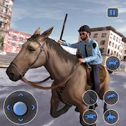 Mounted Horse Police Chase: NY Cop Horseback Ride 1.0.10