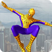 Flying Spider City Hero 1.0