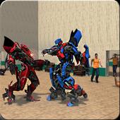 Police Robot Transformation - Prison Escape 1.3.1
