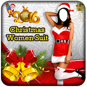 Christmas Day Women Suit 1.3