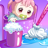 Baby Girl Room Cleaning 1.1