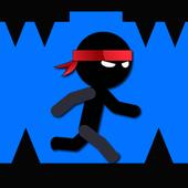 Stickman Ninja Roof Jump 1.0