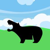 Hippo escapechameleongkAction