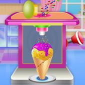 Fantasy Ice Cream Maker: Cooking Cone & Icy Pops 1.0