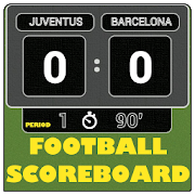 Scoreboard Football Games 1.3