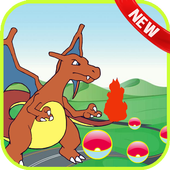 Charizard Dragon Jump Aventure 2.0