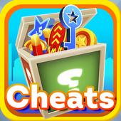 com.cheats.forsubwaysurfers icon