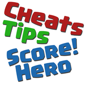 Cheats Tips For Score Hero 1.0.0