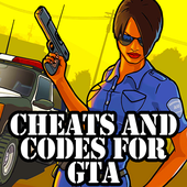 Codes for GTA San Andreas 2.0