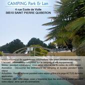 Camping Park Er Lann Quiberon