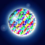 Disco Light: Flashlight with Strobe Light & Music 4.1