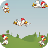 Chicken Running And Jump 1.1
