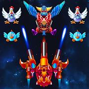 Chicken Shooter: Galaxy Attack 2.4