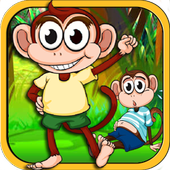 Jungle Banana Monkey Kong Run 1.0
