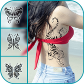 Tattoo My Photo Booth Editor 1.2