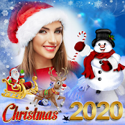 Christmas Photo Frame 2019 and new year 2019 1.0