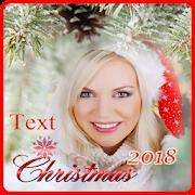 Christmas 2018 Photo Frame and Christmas Frame