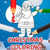 Christmas Colouring Book Games