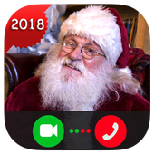 Video Call From Santa Claus 2018 - Phone , SMS 1.1
