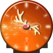 Christmas Clock Wallpaper Live 1.2