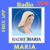 RADIO MARIA SPAIN  FM ONLINE EN VIVO MADRID GRATIS 2.6