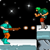 Classic Contra Shooter 1.2