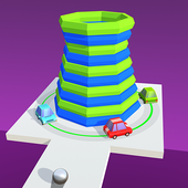 Stack tower 3D Ball Shooter 1.0.2