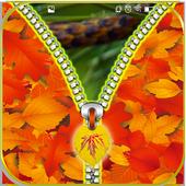 Autumn Zipper Lock Screen FREE 1.0